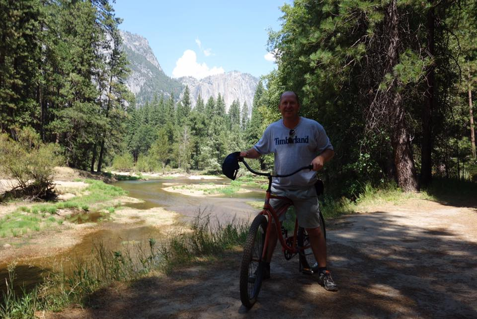 Perderse con la Mountain bike por Yosemite, actividad imprescindible!